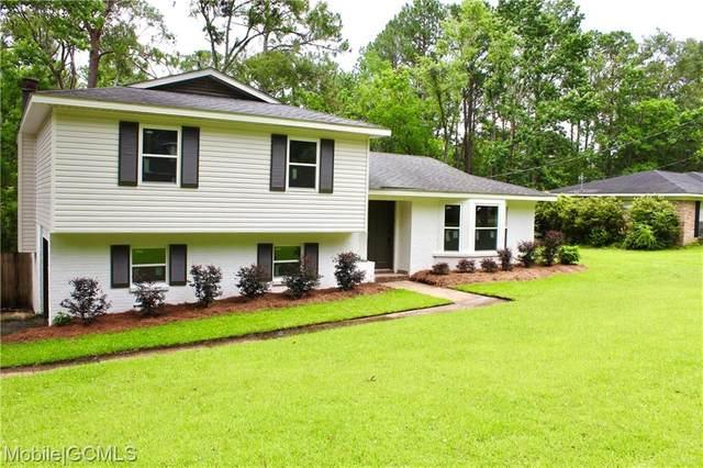 2519 Woodland Road, Mobile, AL 36693 (MLS #653922) :: Elite Real Estate Solutions