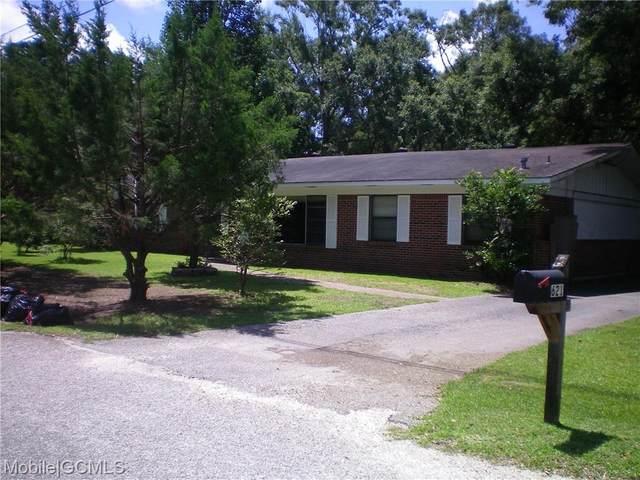 621 Gilbert Street, Saraland, AL 36571 (MLS #653939) :: Berkshire Hathaway HomeServices - Cooper & Co. Inc., REALTORS®