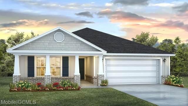 10660 Paget Drive N, Mobile, AL 36608 (MLS #653943) :: Berkshire Hathaway HomeServices - Cooper & Co. Inc., REALTORS®