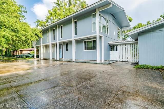 1919 Oak Knoll Drive, Mobile, AL 36607 (MLS #653979) :: Berkshire Hathaway HomeServices - Cooper & Co. Inc., REALTORS®