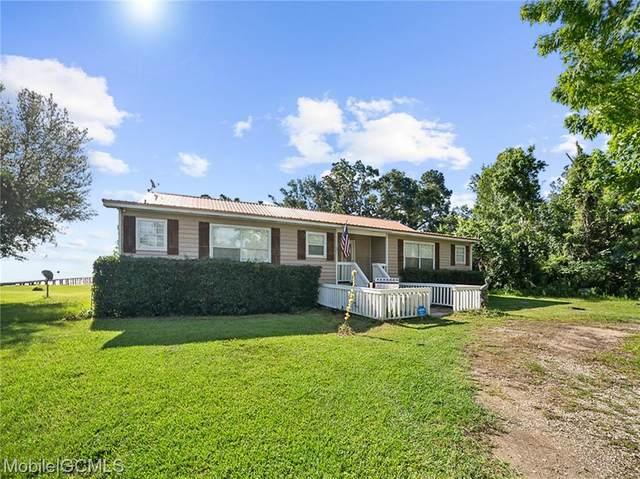14075 Dauphin Island Parkway, Coden, AL 36523 (MLS #654092) :: Berkshire Hathaway HomeServices - Cooper & Co. Inc., REALTORS®