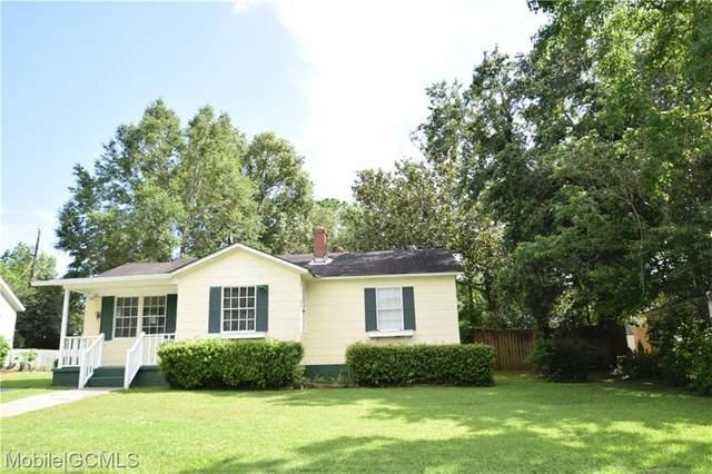 23 Lancaster Road, Mobile, AL 36608 (MLS #654129) :: Elite Real Estate Solutions