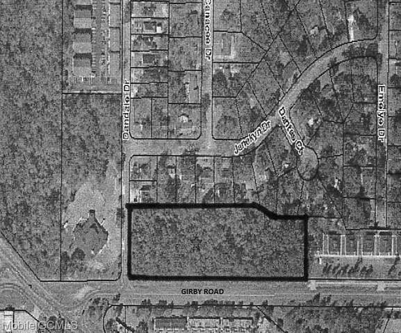 5150 Girby Road, Mobile, AL 36693 (MLS #654242) :: Berkshire Hathaway HomeServices - Cooper & Co. Inc., REALTORS®