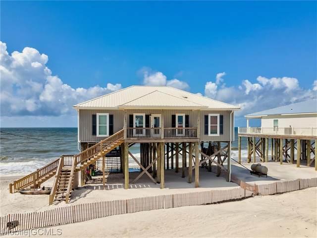 103 Tecumseh Court, Dauphin Island, AL 36528 (MLS #654263) :: Elite Real Estate Solutions