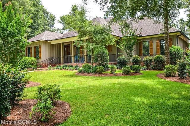 554 Falling Water Boulevard, Fairhope, AL 36532 (MLS #654288) :: Elite Real Estate Solutions