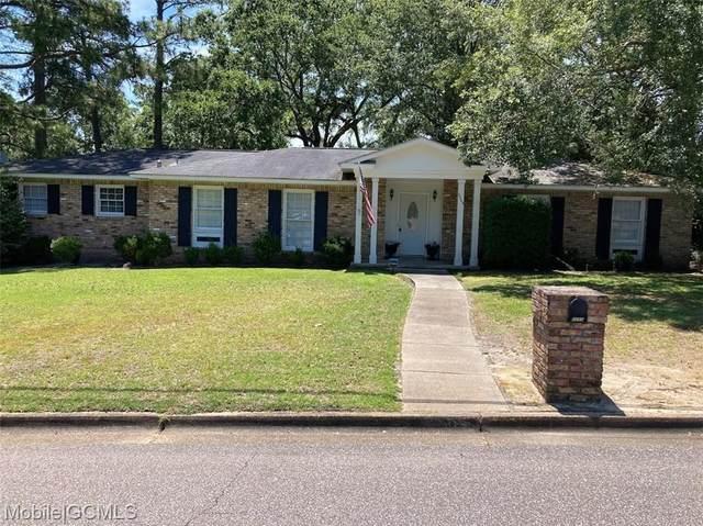 5205 Tabard Drive, Mobile, AL 36693 (MLS #654317) :: Elite Real Estate Solutions