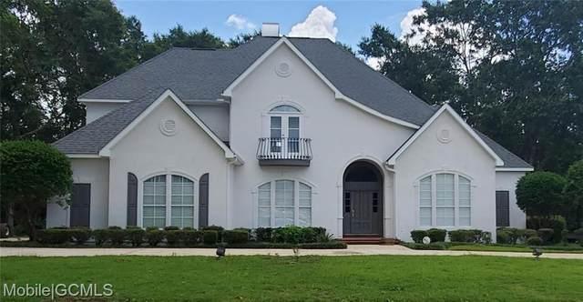 1135 Dominion Drive E, Mobile, AL 36695 (MLS #654325) :: Elite Real Estate Solutions