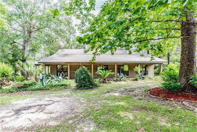 770 Sid Smith Lane, Mount Vernon, AL 36560 (MLS #654335) :: Berkshire Hathaway HomeServices - Cooper & Co. Inc., REALTORS®