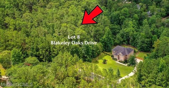 0 Blakeley Oaks Drive S #8, Spanish Fort, AL 36527 (MLS #654362) :: Elite Real Estate Solutions
