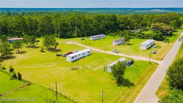 12025 Byrd Cemetery Road, Chunchula, AL 36521 (MLS #654374) :: Berkshire Hathaway HomeServices - Cooper & Co. Inc., REALTORS®