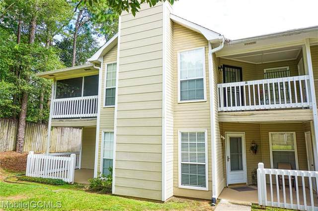 5608 Cottage Hill Road #223, Mobile, AL 36609 (MLS #654434) :: JWRE Powered by JPAR Coast & County