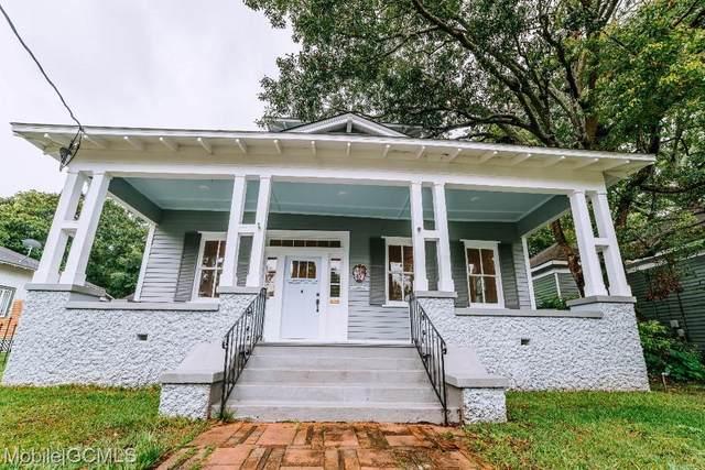 114 Espejo Street, Mobile, AL 36604 (MLS #654459) :: Berkshire Hathaway HomeServices - Cooper & Co. Inc., REALTORS®