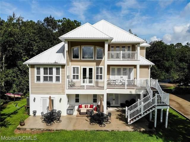 13050 Palmeto Point, Theodore, AL 36582 (MLS #654478) :: Elite Real Estate Solutions