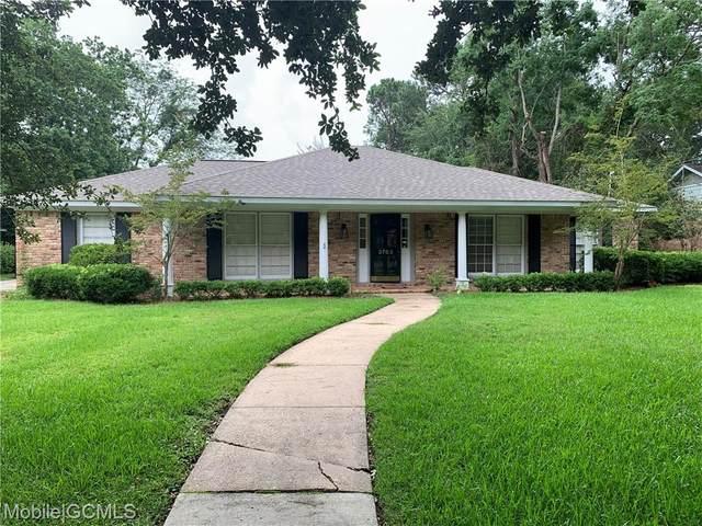 3763 Claridge Road S, Mobile, AL 36608 (MLS #654485) :: Elite Real Estate Solutions
