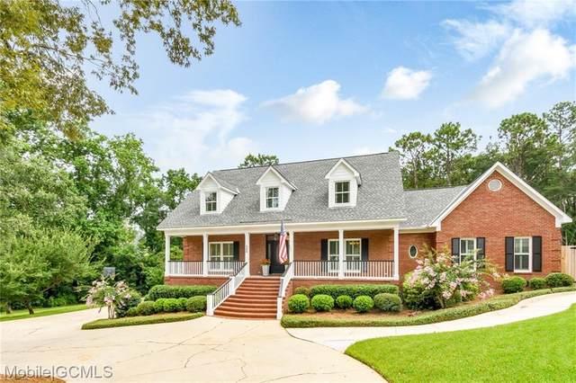 240 Suffolk Road, Mobile, AL 36608 (MLS #654570) :: Elite Real Estate Solutions