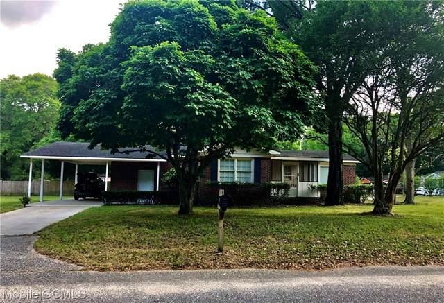 6765 Colonial Terrace, Mobile, AL 36618 (MLS #654576) :: JWRE Powered by JPAR Coast & County