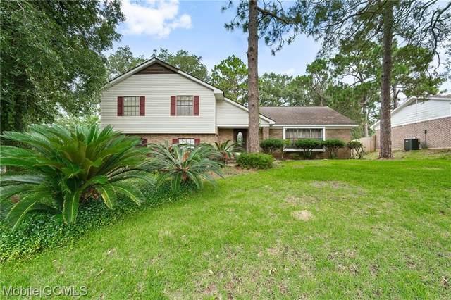 2620 Wagon Wheel Drive, Mobile, AL 36695 (MLS #654649) :: Elite Real Estate Solutions