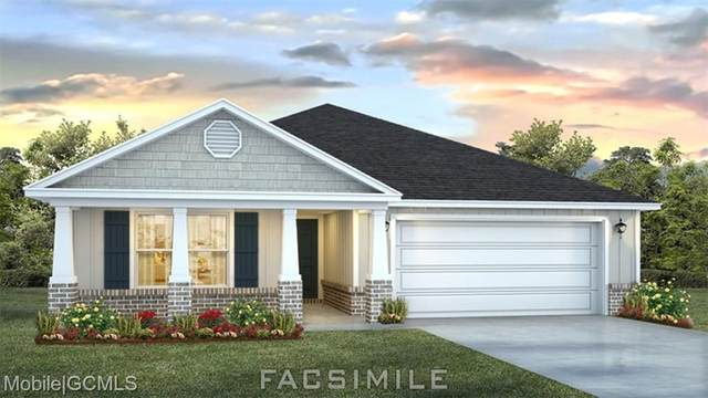 6225 Stream Bank Drive, Theodore, AL 36582 (MLS #654652) :: Elite Real Estate Solutions