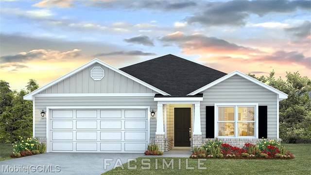 6235 Stream Bank Drive, Theodore, AL 36582 (MLS #654658) :: Elite Real Estate Solutions