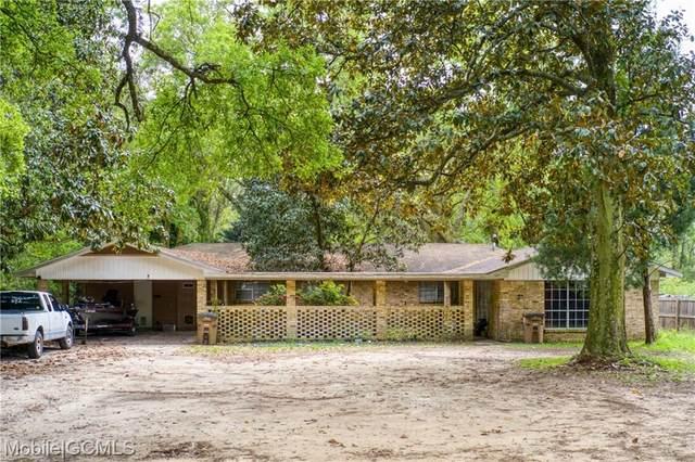 6351 Old Shell Road, Mobile, AL 36608 (MLS #654665) :: Elite Real Estate Solutions