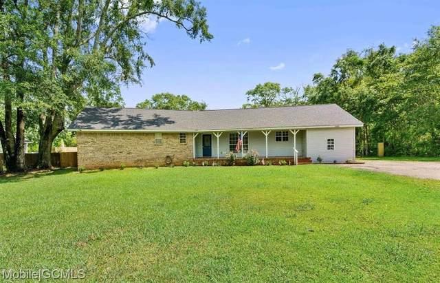 1122 Forest Avenue, Saraland, AL 36571 (MLS #654667) :: Elite Real Estate Solutions