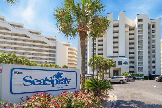16285 Perdido Key Drive 122 East, Pensacola, FL 32507 (MLS #654668) :: Mobile Bay Realty