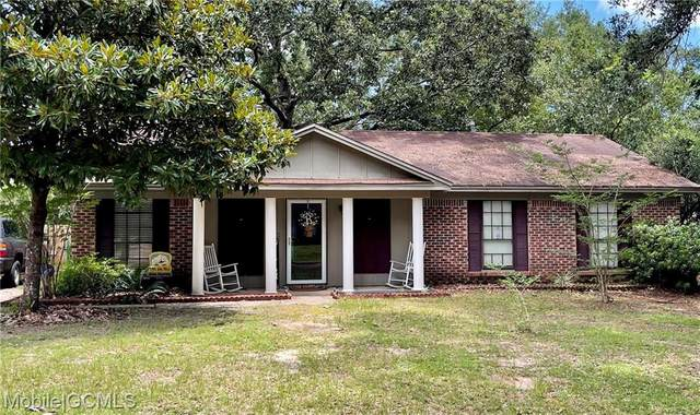 1713 Pine Forest Court, Mobile, AL 36609 (MLS #654721) :: Mobile Bay Realty