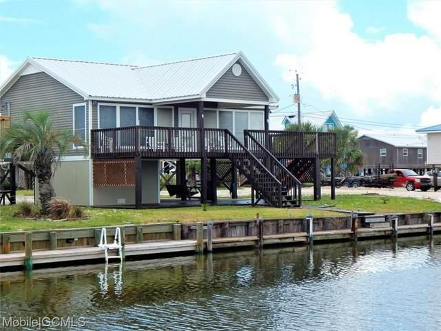 2253 Mallard Street, Dauphin Island, AL 36528 (MLS #654735) :: Elite Real Estate Solutions