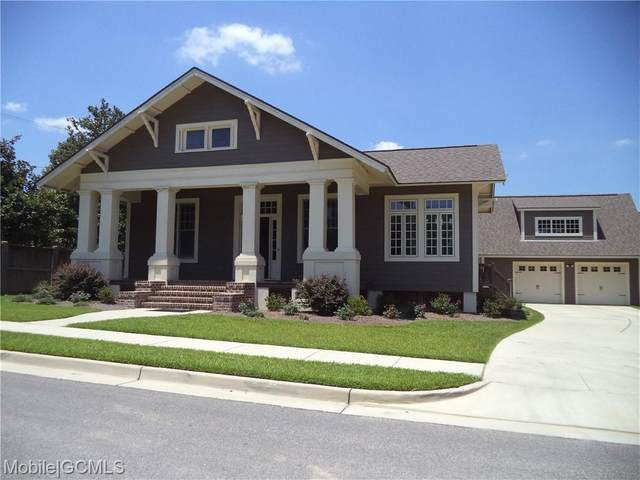 3940 Mcree Lane, Mobile, AL 36608 (MLS #654774) :: Berkshire Hathaway HomeServices - Cooper & Co. Inc., REALTORS®