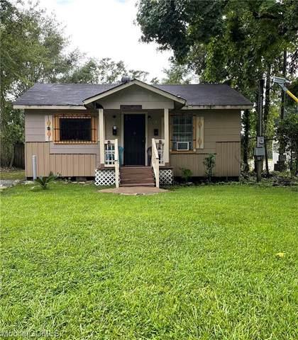 265 Burton Avenue, Mobile, AL 36607 (MLS #654798) :: Berkshire Hathaway HomeServices - Cooper & Co. Inc., REALTORS®