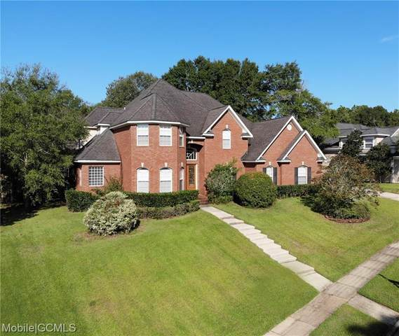 1692 Stone Hedge Drive W, Mobile, AL 36695 (MLS #654868) :: Elite Real Estate Solutions