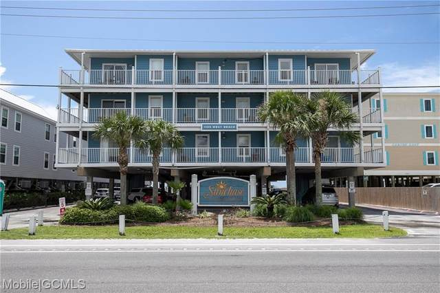 1129 Beach Boulevard #306, Gulf Shores, AL 36542 (MLS #654869) :: Berkshire Hathaway HomeServices - Cooper & Co. Inc., REALTORS®