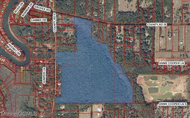 0 County Road 9, Summerdale, AL 36580 (MLS #654884) :: Elite Real Estate Solutions