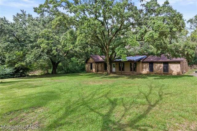5849 Lundy Road, Theodore, AL 36582 (MLS #654915) :: Elite Real Estate Solutions