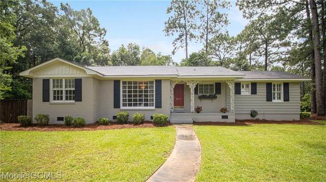 4577 Hillview Drive, Mobile, AL 36609 (MLS #654931) :: Mobile Bay Realty
