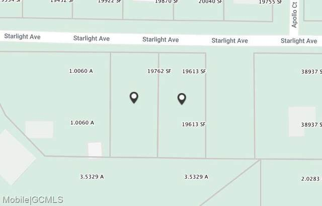 0 Starlight Avenue, Wilmer, AL 36587 (MLS #654942) :: Mobile Bay Realty
