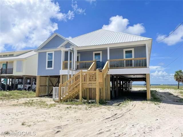 2320 Island Shores Drive, Dauphin Island, AL 36528 (MLS #654948) :: Mobile Bay Realty
