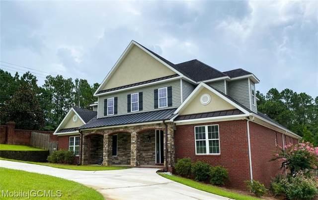 7121 Charleston Pointe Court, Mobile, AL 36695 (MLS #654953) :: Elite Real Estate Solutions