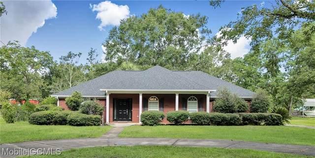 11300 Pioneer Road, Theodore, AL 36582 (MLS #654959) :: Elite Real Estate Solutions