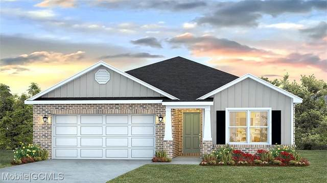 2562 Cedarwood Street, Semmes, AL 36575 (MLS #655007) :: JWRE Powered by JPAR Coast & County