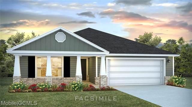 10827 Paget Drive, Mobile, AL 36608 (MLS #655030) :: Berkshire Hathaway HomeServices - Cooper & Co. Inc., REALTORS®