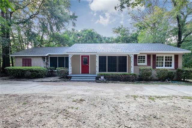 317 Bomar Place, Mobile, AL 36609 (MLS #655033) :: Elite Real Estate Solutions