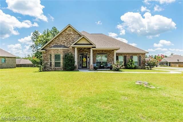 3501 Durham Drive, Saraland, AL 36571 (MLS #655058) :: Elite Real Estate Solutions