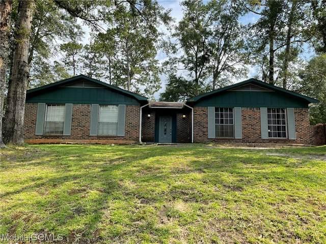 6809 Greenway Drive N, Mobile, AL 36608 (MLS #655071) :: Berkshire Hathaway HomeServices - Cooper & Co. Inc., REALTORS®