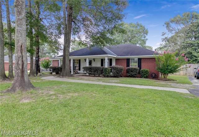 6719 Barnes Drive W, Theodore, AL 36582 (MLS #655080) :: Berkshire Hathaway HomeServices - Cooper & Co. Inc., REALTORS®