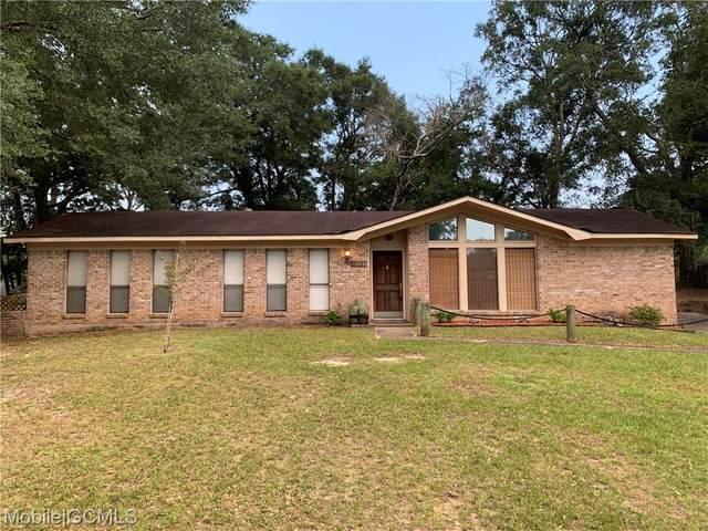 7167 Pine Barren Court, Mobile, AL 36695 (MLS #655090) :: Elite Real Estate Solutions