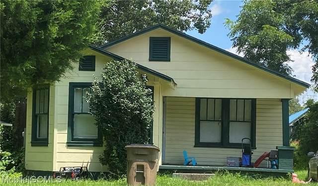 1459 C Street, Mobile, AL 36605 (MLS #655099) :: Elite Real Estate Solutions