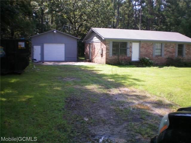 1148 Dead Lake Road, Creola, AL 36525 (MLS #655101) :: Berkshire Hathaway HomeServices - Cooper & Co. Inc., REALTORS®