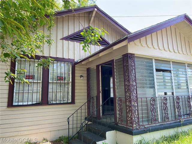 1162 Seneca Street, Mobile, AL 36605 (MLS #655102) :: Berkshire Hathaway HomeServices - Cooper & Co. Inc., REALTORS®