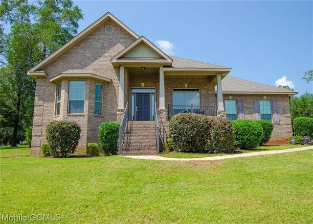 7845 Spartanburg Drive, Saraland, AL 36571 (MLS #655144) :: Elite Real Estate Solutions
